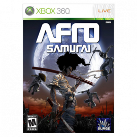 Afro Samurai Xbox360 (UK)