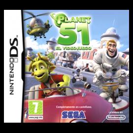 Planet 51: El Videojuego DS (SP)