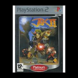 Jak II El Renegado Platinum PS2 (SP)