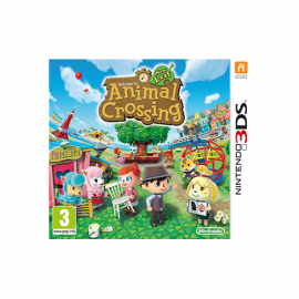 Animal Crossing New Leaf 3DS (SP)