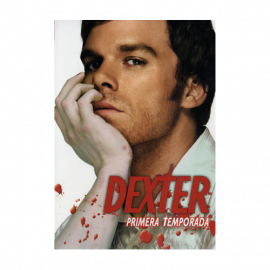 Dexter Temporada 1 (12 Cap) DVD