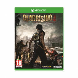 Dead Rising 3 Xbox One (SP)