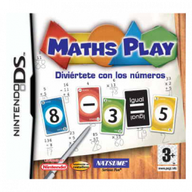 Maths Play diviertete con los numeros DS (SP)