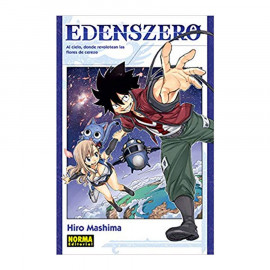 Manga Edens Zero Norma 01