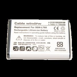 Batería para Samsung L760