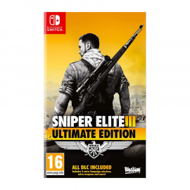 Sniper Elite III Ultimate Edition Switch (SP)