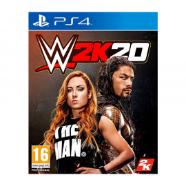 WWE 2K20 PS4 (SP)