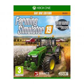 Farming Simulator 19 Day One Edition Xbox One (SP)