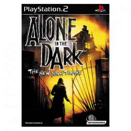 Alone in The Dark The New Nightmare PS2 (SP)