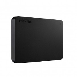 "Disco Duro Externo Toshiba Canvio 2.5"" Negro 2 TB"