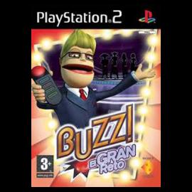 Buzz El Gran Reto PS2 (SP)