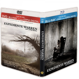 Expediente Warren BluRay (SP)
