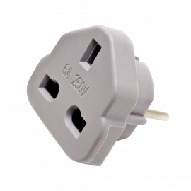 Adaptador de Corriente USA - Europa