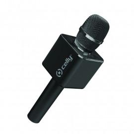 Microfono con Altavoz Celly Negro