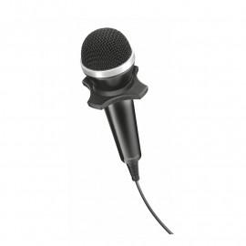 Microfono Grabacion USB Trust Starzz Negro