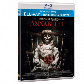 Annabelle BluRay (SP)
