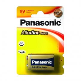 Pila Alcalina Panasonic 9V