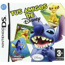 Tus Amigos de disney DS (SP)