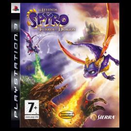 La Leyenda Spyro Fuerza de Dragon PS3 (SP)