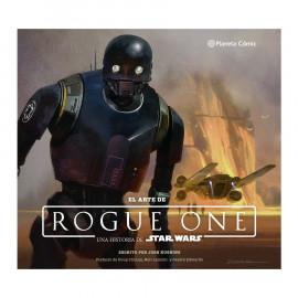 Guia Ilustrada El arte de Rogue one Star Wars Planeta