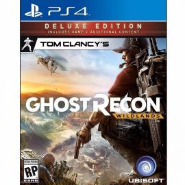 Ghost Recon: Wildlands Deluxe Edition PS4 (SP)