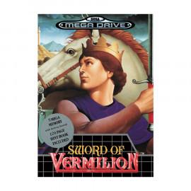 Sword of Vermilion Mega Drive A