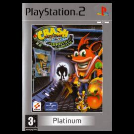 Crash Bandicoot: La Venganza de cortex Platinum PS2 (SP)