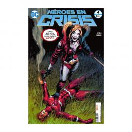 Comic Heroes en Crisis ECC 04