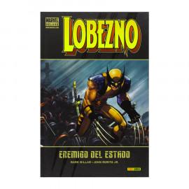 Comic Marvel Deluxe Lobezno Enemigo del Estado Panini