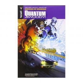 Comic Quanntum and Woody! Valiant 02