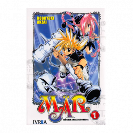 Manga Mar Ivrea 01