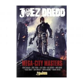 Comic Juez Dredd Mega-City Masters Kraken