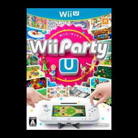 Wii Party U Wii U (MR)