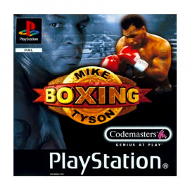 Mike Tyson Boxing PSX (SP)