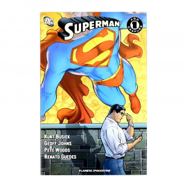 Comic Superman Un Año Despues Planeta