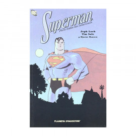 Comic Superman Para Todas Las Estaciones Planeta
