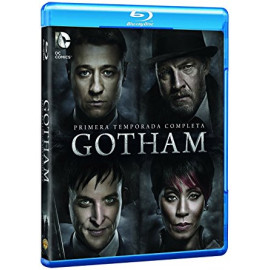 Gotham Temporada 1 BluRay (SP)