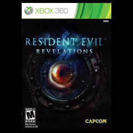 Resident Evil Revelations Xbox360 (SP)