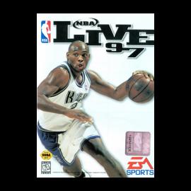 NBA Live 97 Mega Drive A