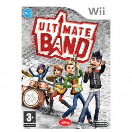 Ultimate Band Wii (SP)
