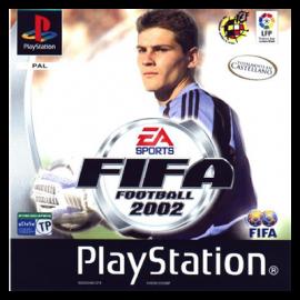 FIFA Football 2002 PSX (SP)