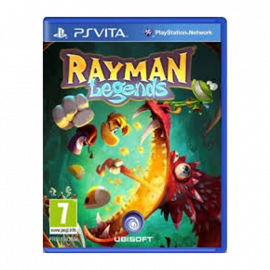 Rayman Legends PSV (SP)