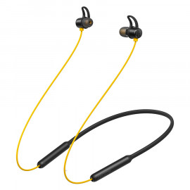 Auriculares con Microfono Bluetooth Realme Buds Amarillos