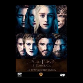 Juego de Tronos Temporada 3 (10 Cap) BluRay (SP)