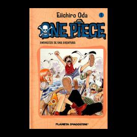 Manga One Piece Planeta 01