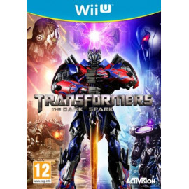 Transformers The Dark Spark Wii U (SP)