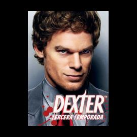 Dexter Temporada 3 (12 Cap) DVD