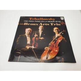 "Vinilo Thaikovsky Beaux Arts Trio Op.50 12"""