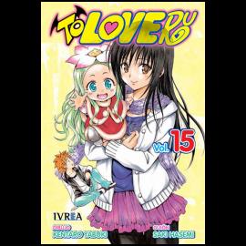 Manga To Love Ru Ivrea 2013 15