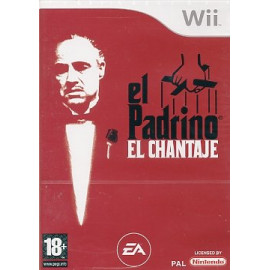 El Padrino El Chantaje Wii (SP)